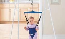 lots of pleasure garantie...can be assemble very quick! easy to put on your kids. A little bit used but is clean an lots of life left.