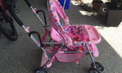 I have a used Joovy Caboose doll stroller in great condition. My daughter has hardly played with this. Has been mostly kept and always stored inside. They sell for over $200++ brand new $65 obo