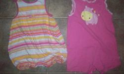 2 Girls Summer Jumpers - good condition