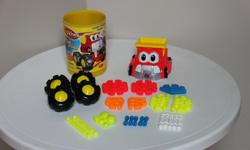 Includes 27 pieces. Age 3+ Like new.