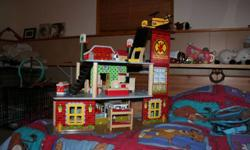Not used much, all pieces are there. my kids say sell so they can buy new toys. Paid $169. last xmas.