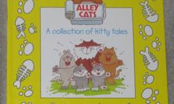 NOW $1 each book Alley cats - A collection of kitty tales - $5 Waves in the bathtub - $2 The tree that grew to the moon - $2 Prehistoric Animals - $2 The Little Kitten - $2 Shrek 2 - Cat Attack - $2 Questions & Answers about Horses - $2 Kick the ball,