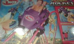 Amazing Life Size   Kinex Rollercoaster   Only put together once!   Excellent condition!