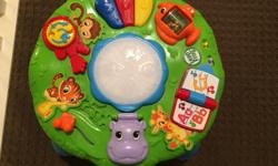 Activity table. In excellent condition.