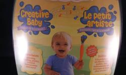 Leap Frog Baby little leaps Creative Baby DVD(9m+). Share enchanting learning moments that introduce your baby to art, poetry, and music! 6 Creative Activities to Discover: Colors Animals First Words Poetry Visual Arts Matching Music Appreciation