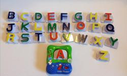 Leap Frog letter toy electronic $12