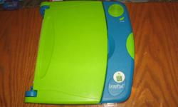 Leap Pad.  In perfect condition, just add batteries. Comes with 10 books and games cartirdges also in excellent condition. Great for kids to have fun while learning to read. $75.00 or make an offer. We are east of Guelph and west of Hillsburgh.