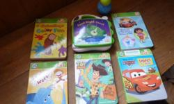 LeapFrog - LeapReader Junior and 6 books English Edition A love of books starts long before children can read - and its benefits can last a lifetime. Using the same amazing touch technology as the Tag Reading System, the Tag Junior book pal is designed to