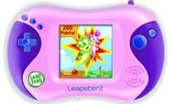 I am selling my daughters Leapster2 with some extras....carrying case, and 4 games. Excellent condition. Not even 1year old yet. She got them for Christmas last year 2010.  $120.00  A Value of over $200.00 Games alone are $29.99 each.