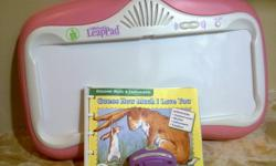 LeapPad Learning System - Pink. From your first reading experience together to the independent toddler years LittleTouch LeapPad Learning System is designed to build early learning skills with stories that come to life with the simple touch? of a finger.
