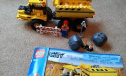 All accessories, manuals and minifigures included. From a smoke free and pet free home