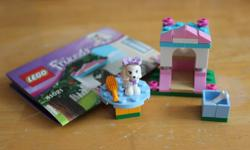 Lego Friends Poodle's Little Palace #41021 No missing pieces Smoke Free Morgan's Grant, Kanata