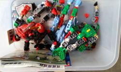 Box of Lego knights. Will take offers!
