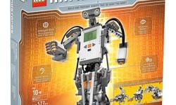The LEGO Mindstorms NXT 2.0 is a programmable robot set with a smart microcomputer brick and intuitive software, enabling it to act like a real robot. The LEGO Mindstorms set boasts three interactive servo motors and four sensors, allowing you to guide