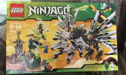 Never fully assembled. Ages 8-15