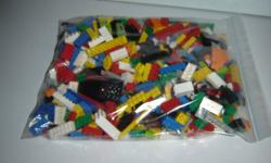 LEGO PARTS AND PIECES 3 POUNDS LBS --CHEAPER THAN EBAY