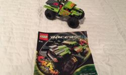 Lego - Racers. Part of enormous lego collection. Will be posting lots of ads over time as selling everything and open to offers on multiple purchases.