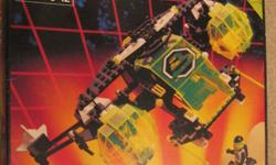 Lego BlackTron 6981 (Large Ship), 251 pieces, comes with building instructions, 100% complete - $40 or best offer Lego BlackTron 6887 (Medium Ship), 98 pieces, comes with building instructions, 99% complete (one of the neon green antenna missing) - $20 or