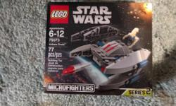 Selling Lego Set 75073 New in Box.
