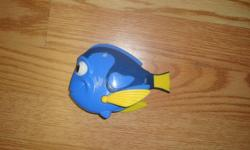 I have a Like New Toy Dory for sale! This is in excellent condition and would look great in your child's room or to give as a gift. Comes from a non-smoking household. Do not miss out on this excellent opportunity to get this for a fraction of the cost!
