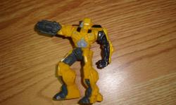 I have a Like New Yellow Transformer for sale ! This is in excellent condition and would look great in your child's room or to give as a gift. Comes from a non-smoking household. Do not miss out on this excellent opportunity to get this for a fraction of