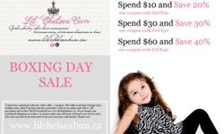 Welcome to Lil' Chelsea Bun Hair Accessories www.lilchelseabun.ca   Shabby chic hair accessories because.... every princess deserves a bow!     Take 20% OFF when you spend $10 or more use code SAVE20   Take 30% OFF when you spend $30 or more use code