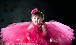 Gorgeous, super-full tutus made from meters and meters of high quality diamond net tulle, perfect for dressing up, birthdays, ballet class, photo sessions, and many other occassions. These tutus are made with non-roll elastic waists so they'll grow with