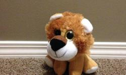 Lion stuffy in like new condition. Posted on other sites. No holds.