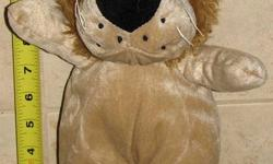 Plush Lion Animal Toy - NEW with tags $2.50 . From a smoke free Home (not a store). All my 400+ items ARE available if still listed. Email to arrange an afternoon/evenings pick up time. See Kijiji map link for approx. location. Please click on Kijiji link