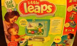 Grow with me learning system. Teaches letters, numbers, language, problem solving, cause and effect. Hooks up to your tv. Opened but never used; in box still! This ad was posted with the Kijiji Classifieds app.