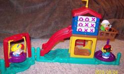 Little People Playground. $5