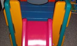 Little Tikes Climber and Slide   Perfect condition - only ever used indoors.   Clean, smoke free home.   $40