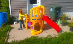 little tikes play structure $60 not located in regina