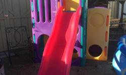 Little Tikes Playground for Sale. Like Brand new. Ages 3 -8. Call or text 3065960131