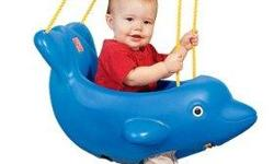 Looking for a Little tikes swing like the ones in the pic or something similar in good condition.