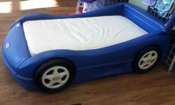 In great shape and clean. Includes spring and mattress. Open to reasonable offers.