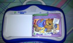 I used this Little Touch Leap Pad with my daughter, and she loved the music and the stories it plays. Located in Barriere, but can deliver to Kamloops