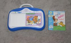 works (batteries not included) like new comes with 2 books clean - non smoking home