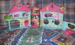 Littlest Pet Shop items package deal $30.00 for all.