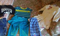 I have an entire lot of babies clothing ranging from new born to 2 or so. It is brand name clothing, some from overseas and some with tags still attached. Mostly for female but some unisex. My sister had a high end baby boutique/consignment  and I