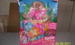 I have some toys I'm clearing out - my kids are now teenagers and we decided it was time to purge the toys.  They're trying to collect some money for a trip we're taking so the money they make letting their stuff go will help fund this. Barbie: $15.00
