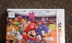 London 2012 game in original box. From a smoke free and pet free home