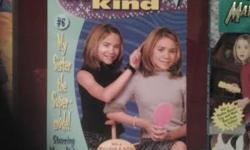 Mary.Kate and Ashley/ Two of a Kind - 5 books Collectors: 5 books for Mary-Kate & Ashley/ Two of a kind Excellent condition