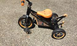 Great condition trike with winch Located north Nanaimo