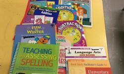 Primary resource books