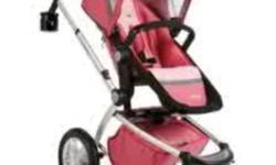 Hi I have for sale a Maxi cosi foray stroller in the colour lilly pink in good condition, this is a awesome all terrain stroller and turns and handles very well. The price is $175 it was over $300 new