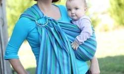 Hi I am looking for a Maya Wrap Ring Sling. If you have one that you are interested in selling please contact me. Thank-you, Jessica
