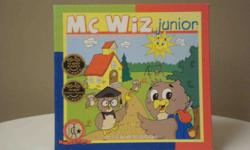 Ages 6-12 1200 questions and answers that review and enrich school subjects. Winner is the first to complete their jigsaw puzzle. Winner of Dr. Toy 10 Best Games, and 100 Best Children's Products All pieces included. Like new.