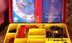 Mechano set with drill and all the manuals. This ad was posted with the Kijiji Classifieds app.