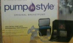 ? Stylish microfiber backpack ? 5 - 24 mm PersonalFit breastshields ? 4 - PersonalFit breastshield connectors ? 4-valves and membranes ? Power cord ? Battery pack (8 AA batteries included) 50+ storage bags, with 36 not used, unopened box of 50 breast